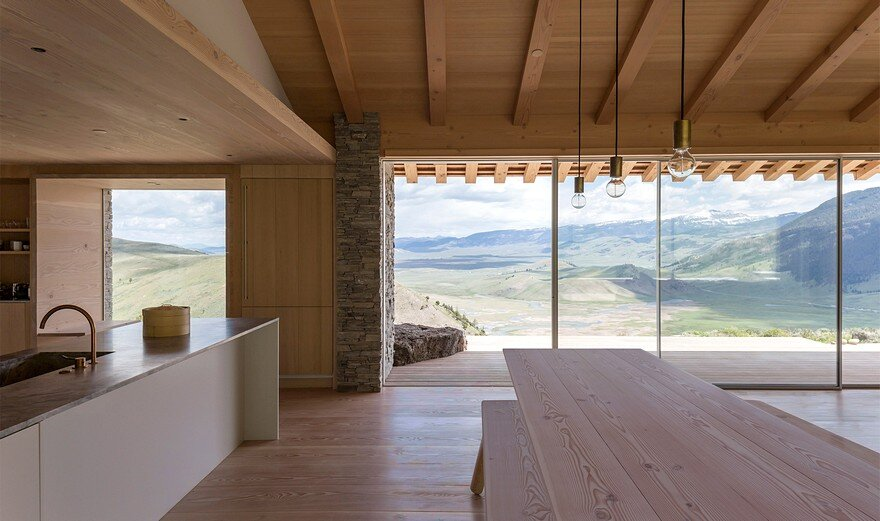 Jackson Hole house in Wyoming 5