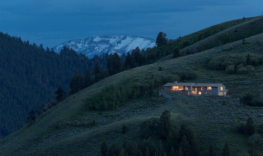 Jackson Hole house in Wyoming 29