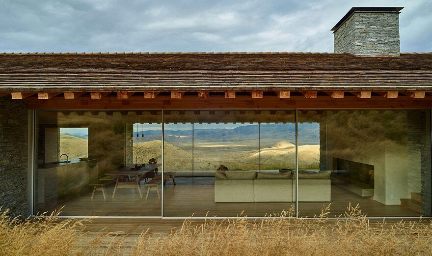 Jackson Hole house in Wyoming 3