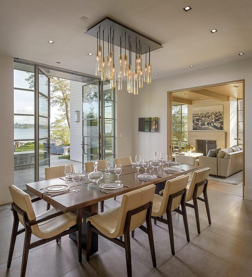dining room, Stuart Silk Architects 6