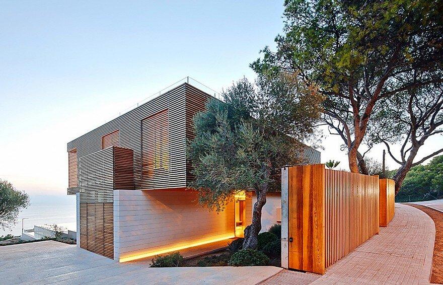 Casa Lama / Stelle Lomont Rouhani Architects