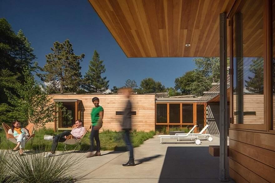 Los Altos Residence by Bohlin Cywinski Jackson 1
