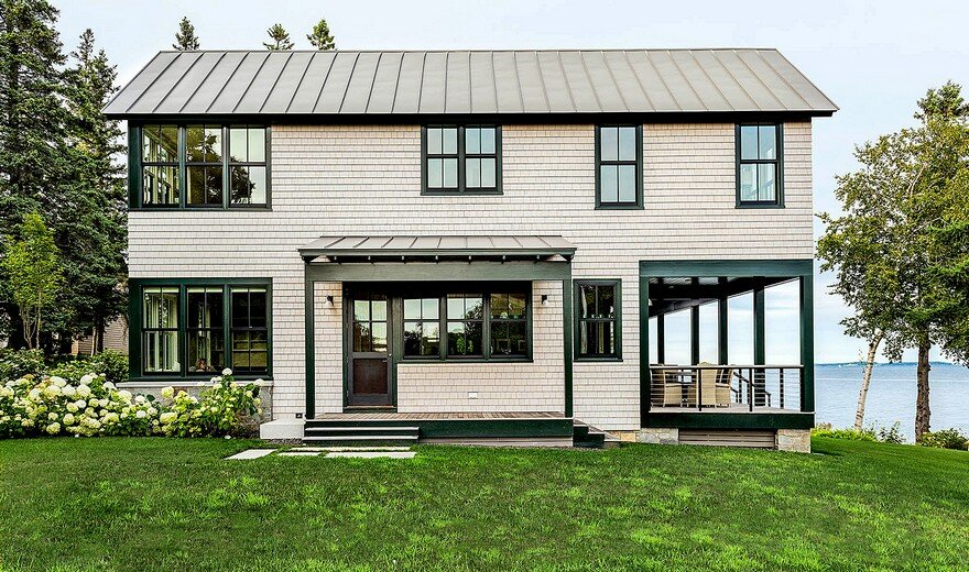 Maine Coast Summer House