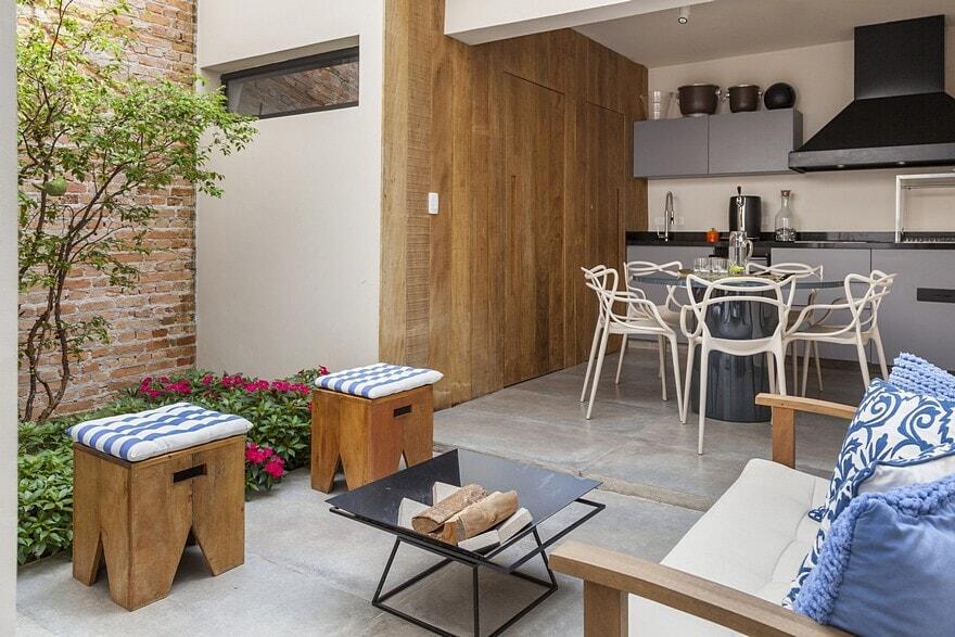 Moema House by Tria Arquitetura 15