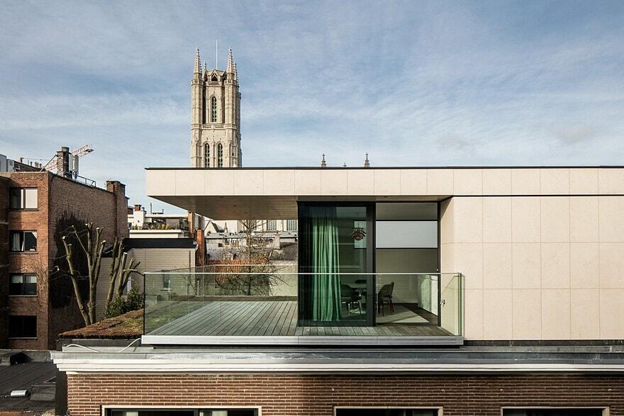 Penthouse O by JUMA Architects 1