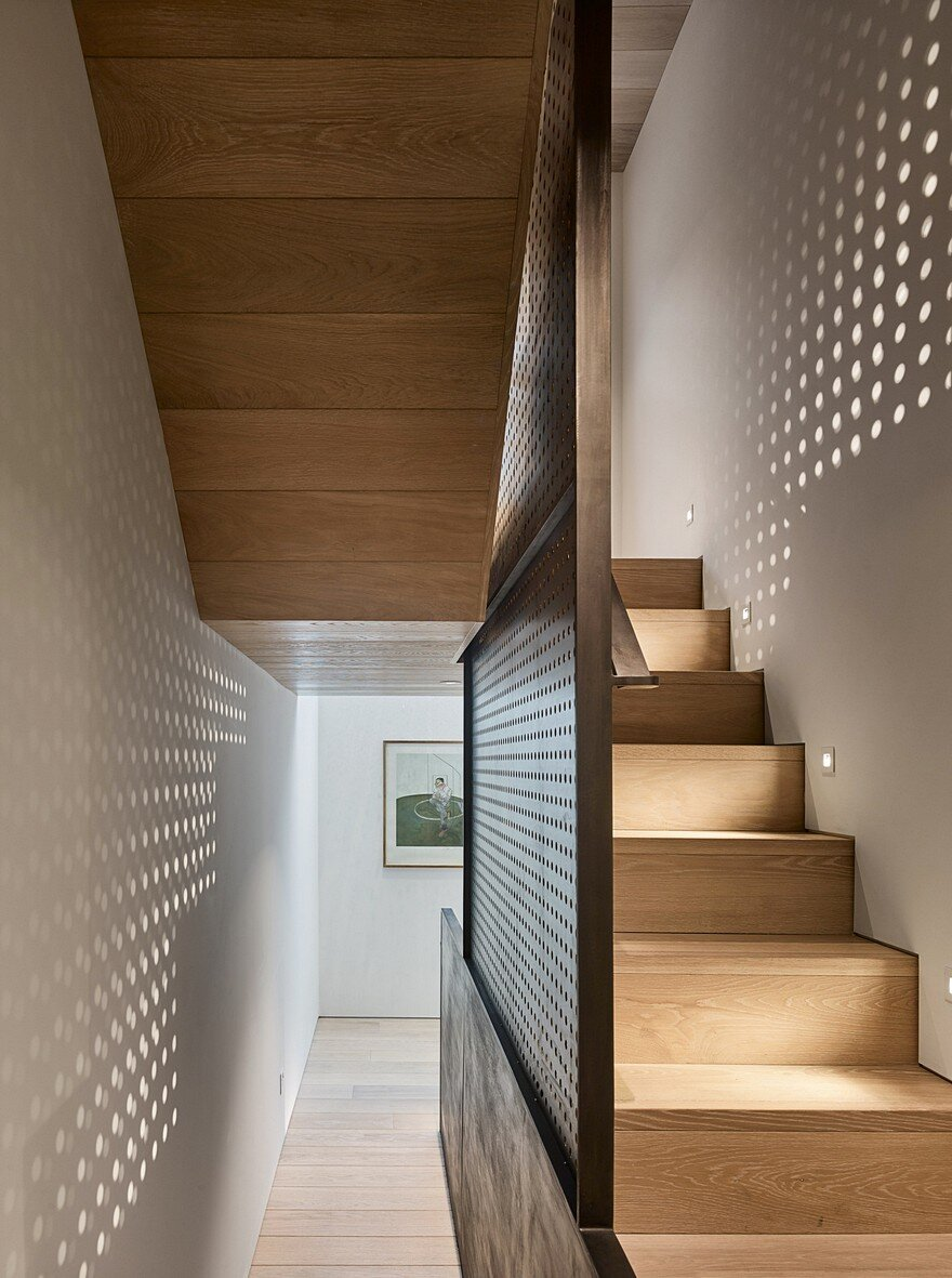staircase, Andy Martin Architecture 16