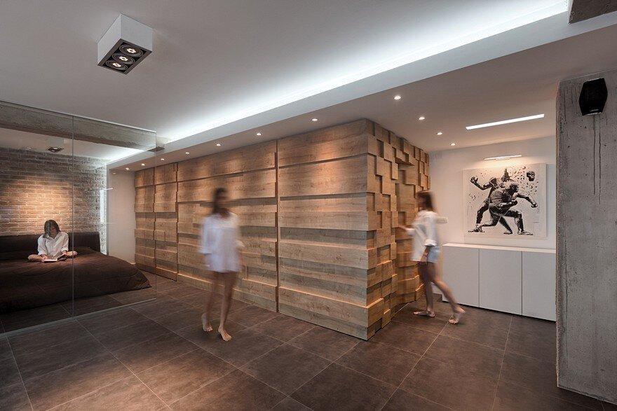 AV Loft Apartment in Niš, Serbia / Arhitektura Budjevac