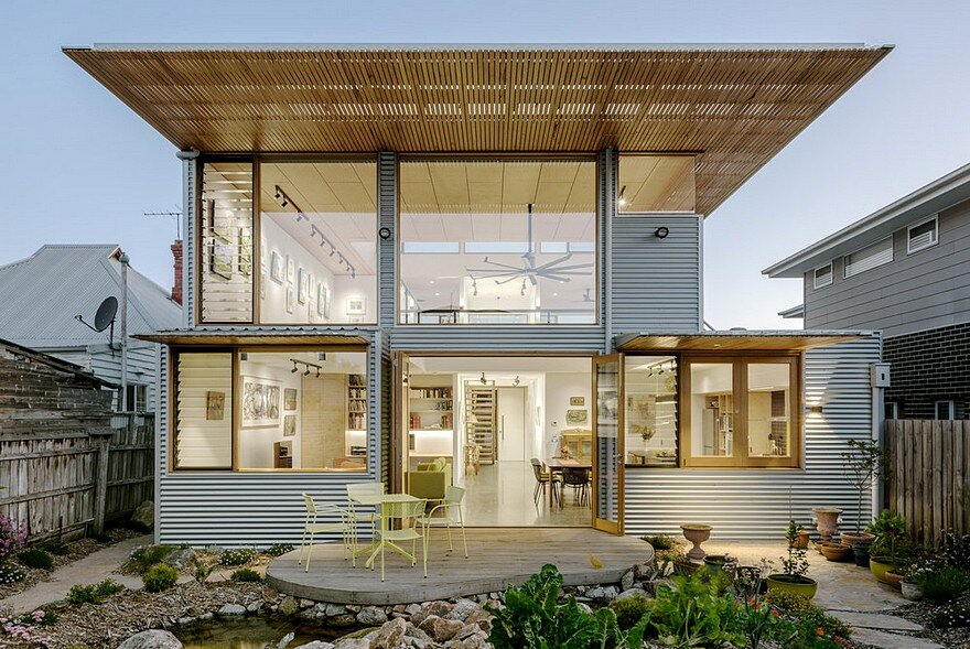 Carnegie House by Zen Architects