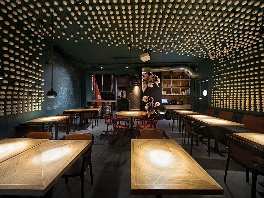 Copper Head Bar / YOD Design Lab