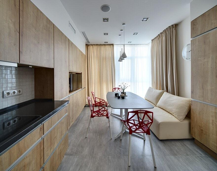 Equilibrium Apartment by Sergey Makhno Architect 5