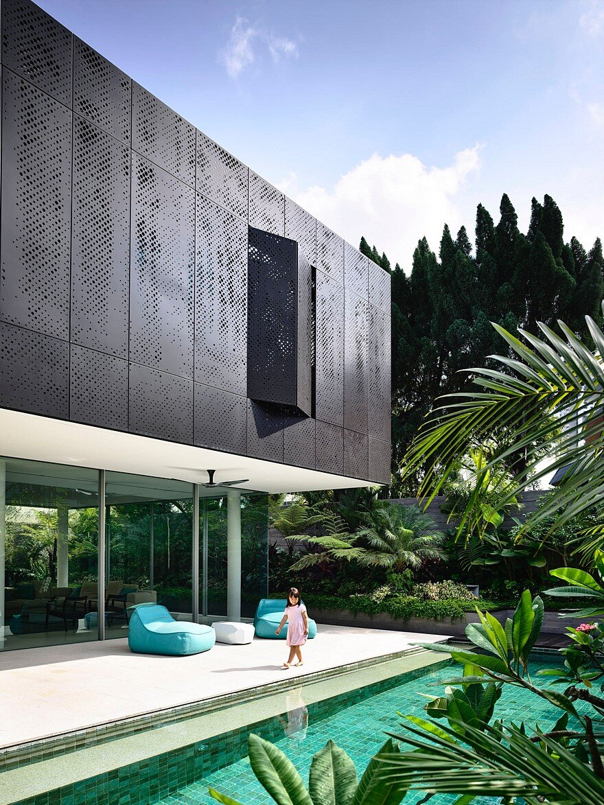 Faber House by ONG & ONG