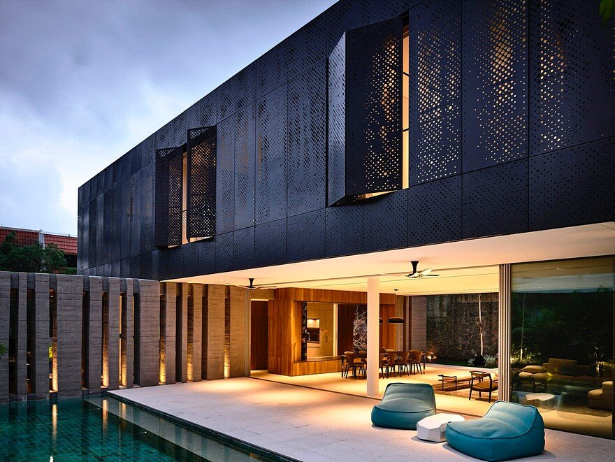 Faber House by ONG & ONG 15
