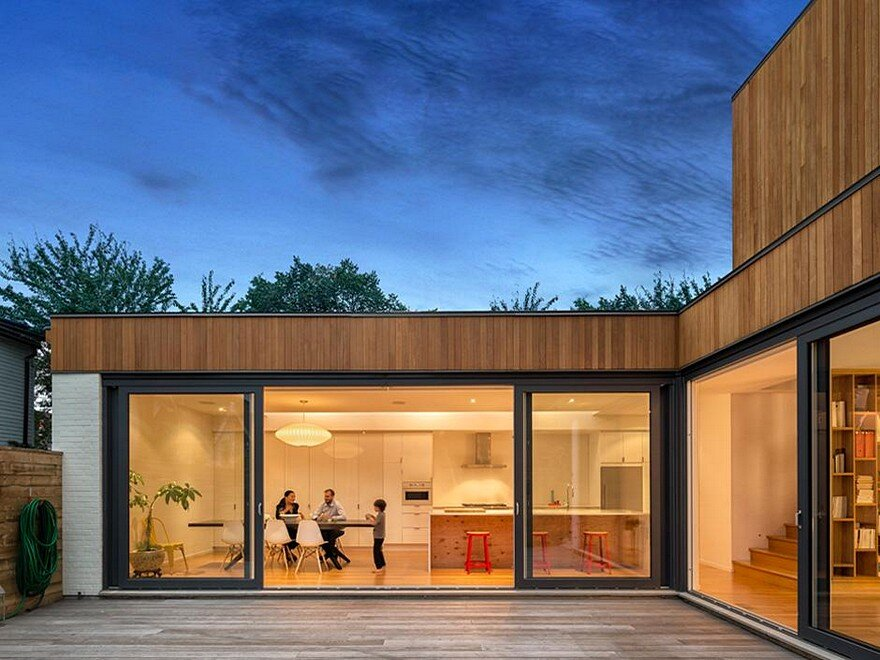 Grange Triple Double House / Williamson Williamson
