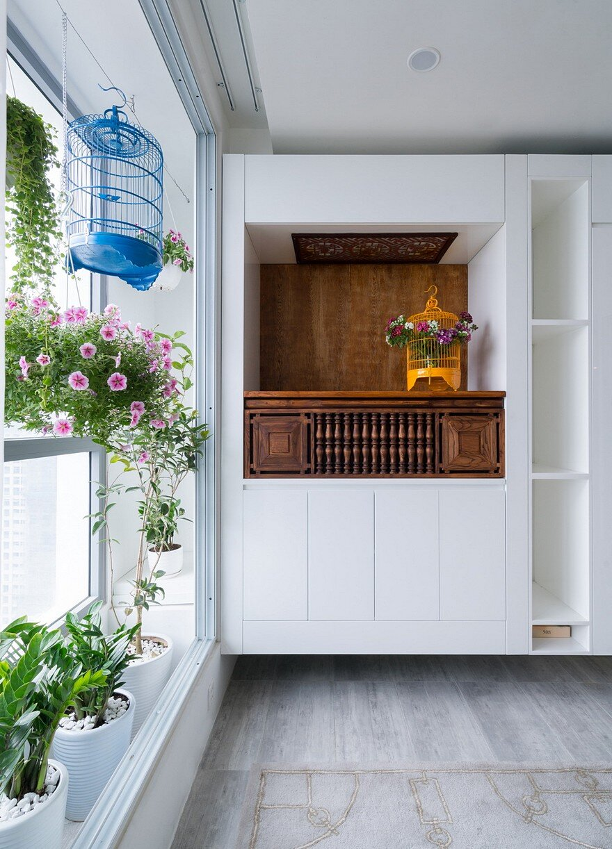Home Stage in Hanoi by Landmak Architecture 8