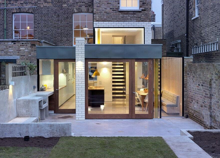 London Fields House ZCD Architects