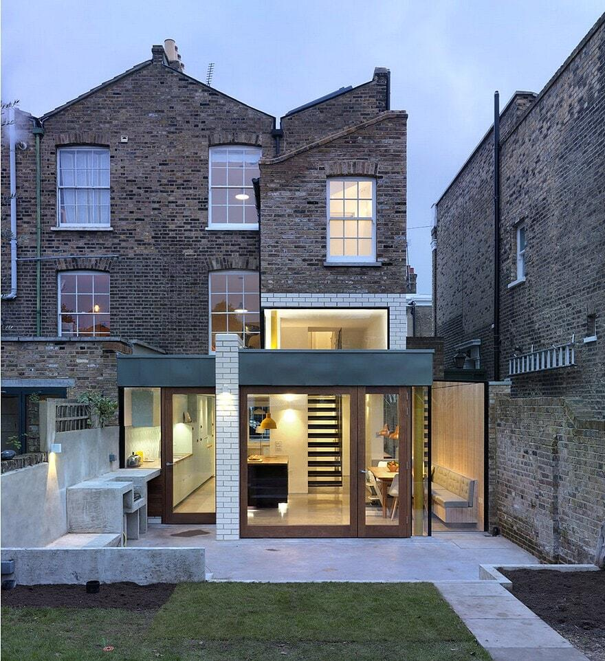 London Fields House ZCD Architects 7