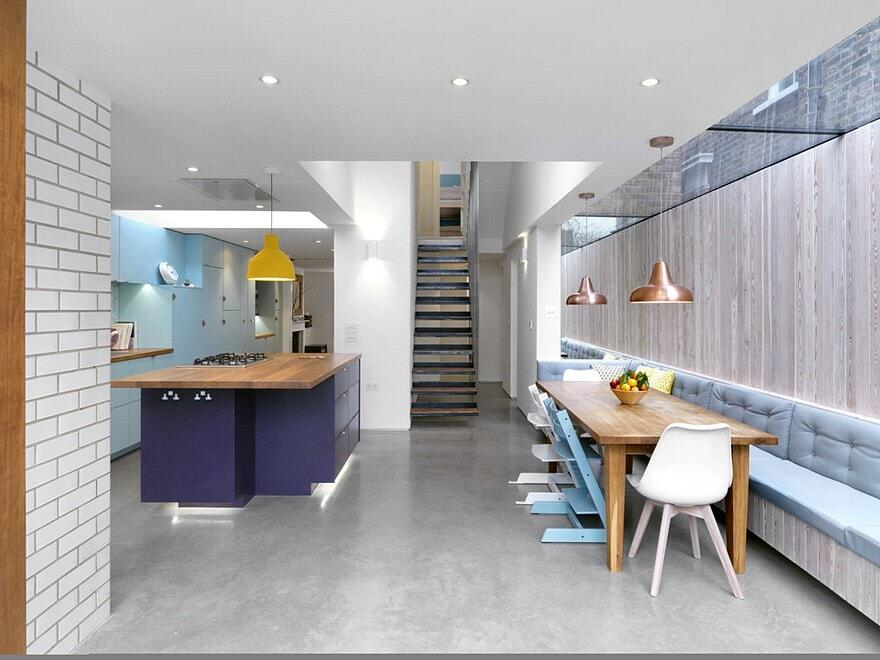 London Fields House ZCD Architects 1