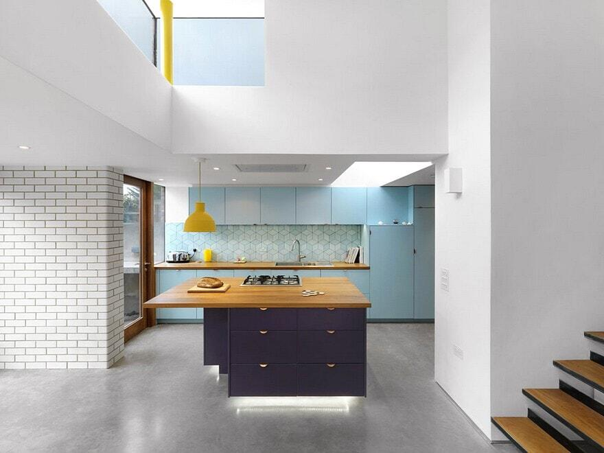 kitchen, ZCD Architects