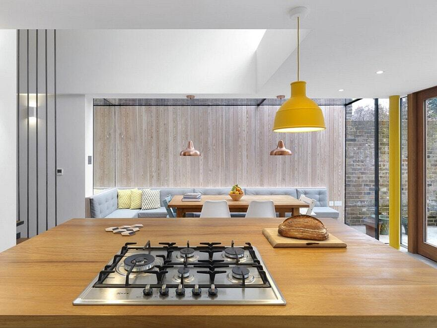 London Fields House ZCD Architects 3
