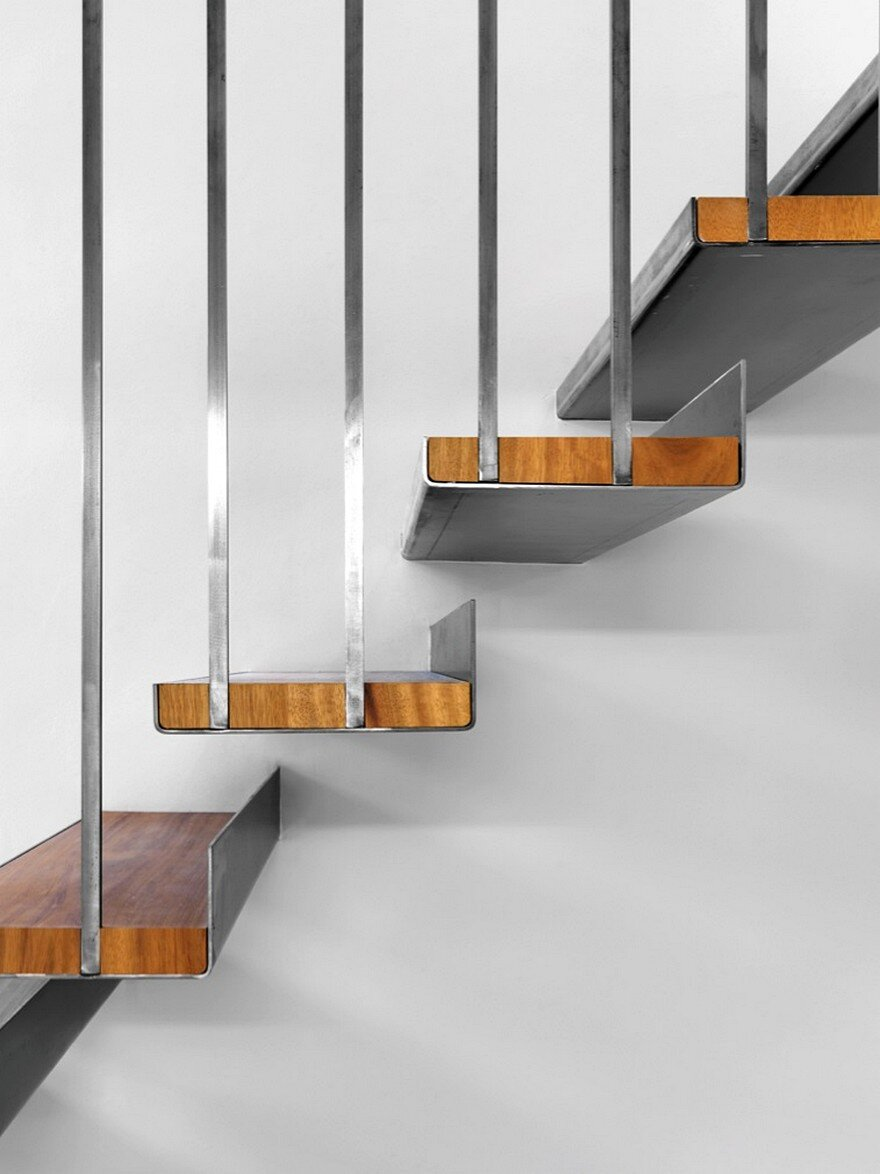 stairs,  ZCD Architects 8