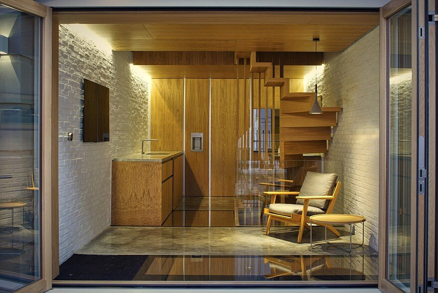 London Modern Mews House by Coffey Architects 1