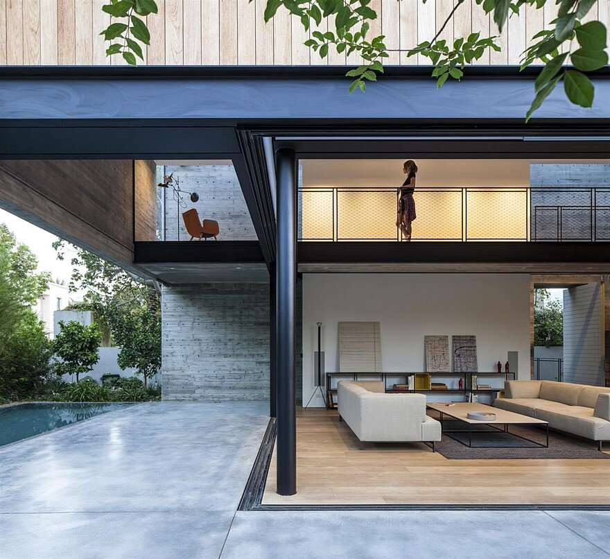 SB House by Pitsou Kedem Architects 12