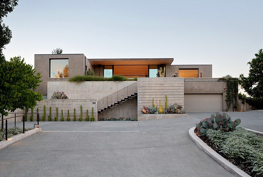 San Anselmo Residence by Charlie Barnett Associates