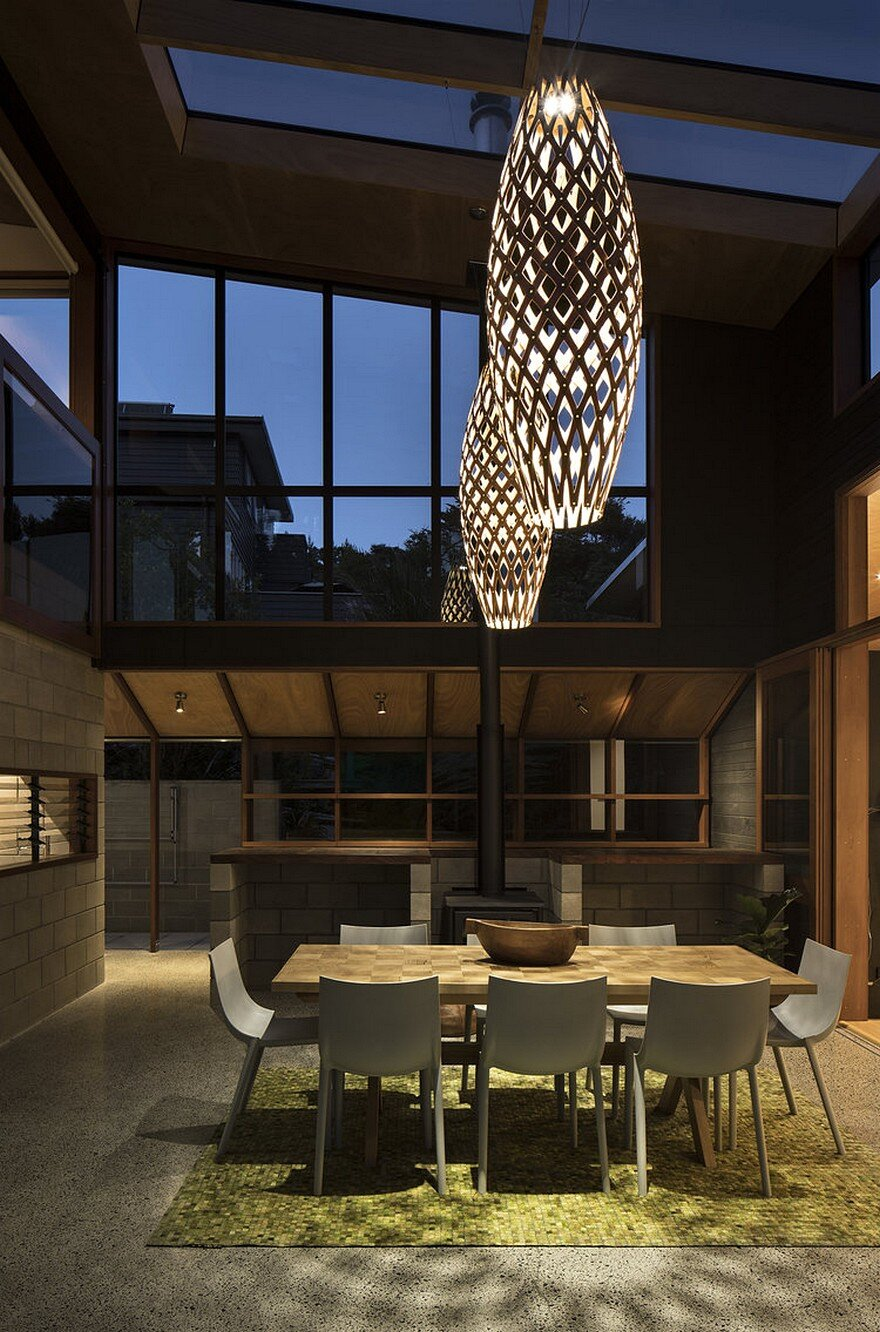 dining room, Strachan Group Architects 16
