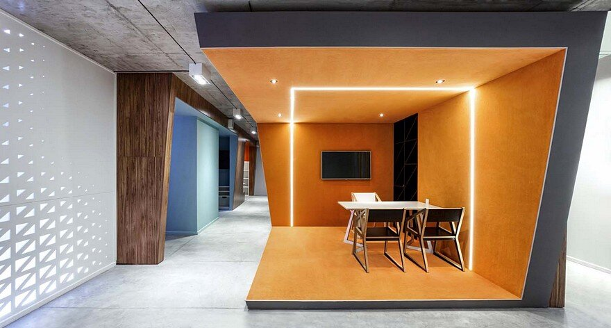 White Chocolate Offices by Martin Architects 5