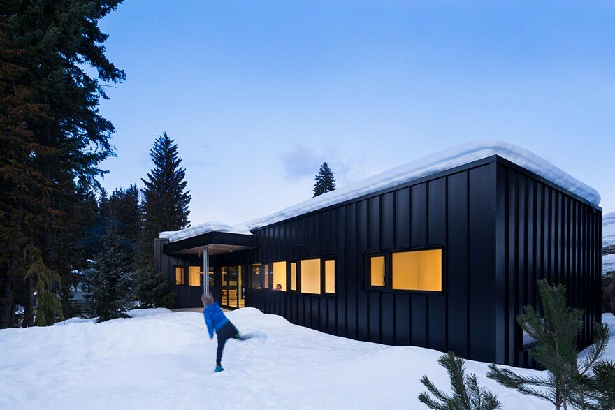 White Lodge / Measured Architecture