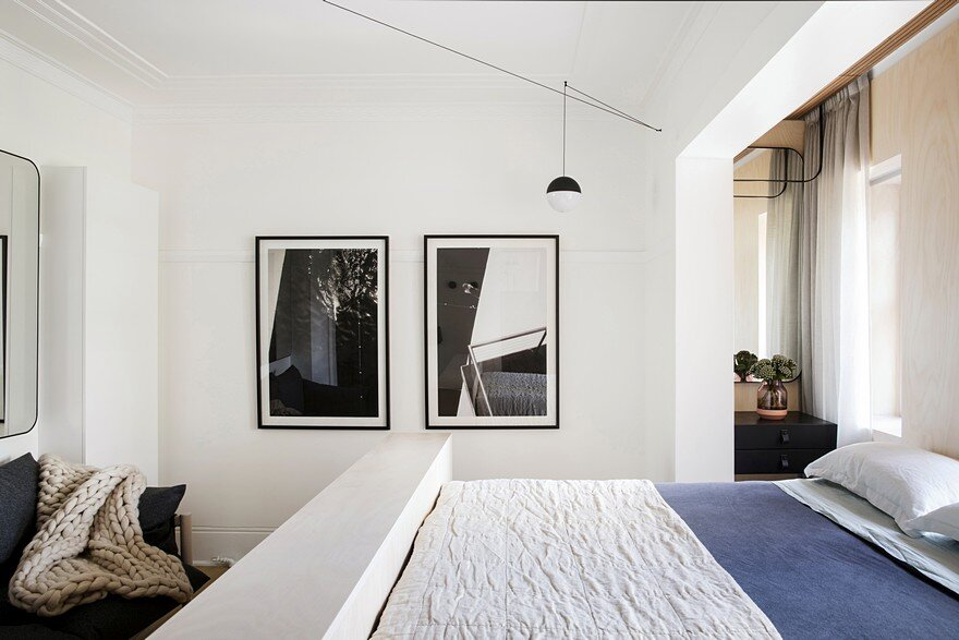 22 sqm art deco studio apartment in sydney 39 s inner city for Apartment design sydney