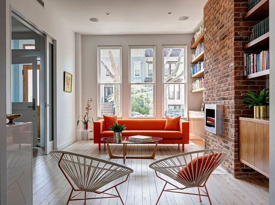 A Williamsburg Row House Gets a Modern Update 2