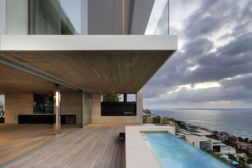 Bantry Bay House Offers Spectacular Ocean Sunsets Views