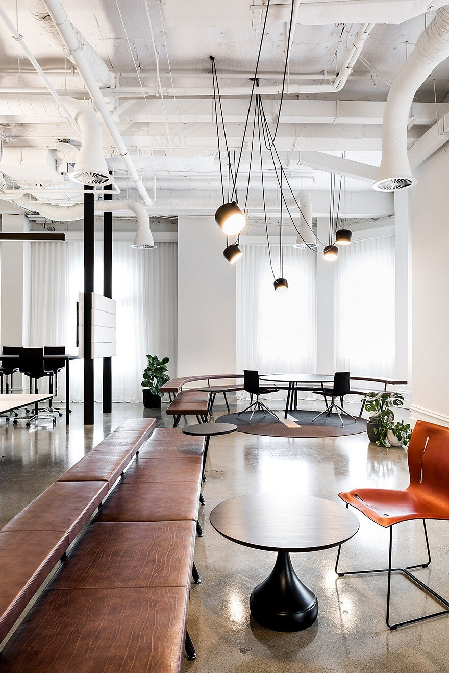 Contemporary Workplace with a Distinctive Hotel-Like Aesthetic 6