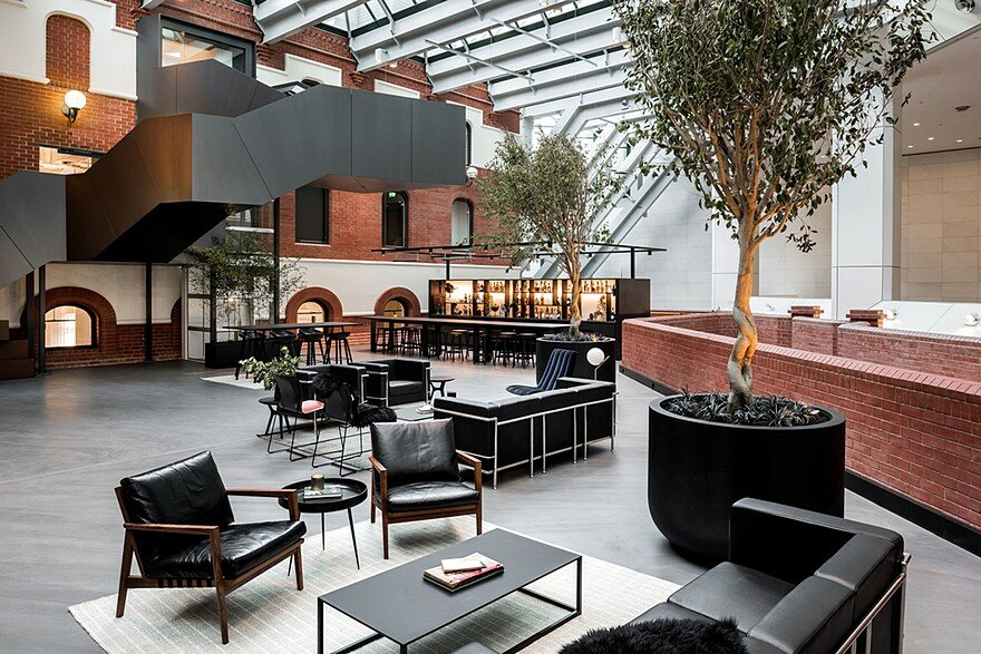 Contemporary Workplace with a Distinctive Hotel-Like Aesthetic 4