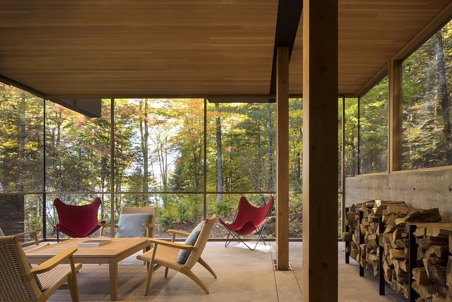 Lakeside Retreat Northeast of Toronto / Bohlin Cywinski Jackson