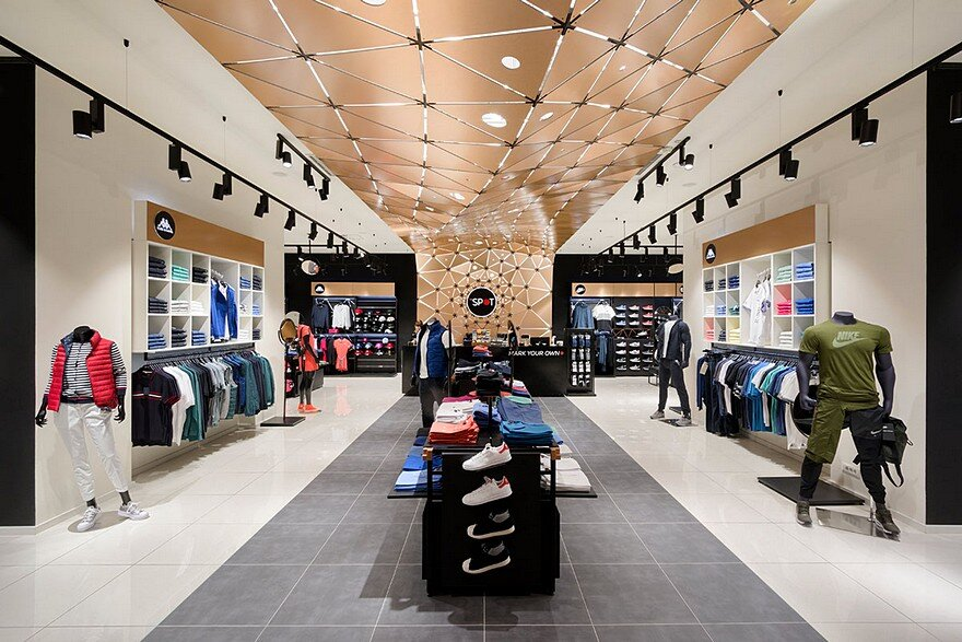 The Spot: Dynamic, Modern and Distinctive Retail Space 1