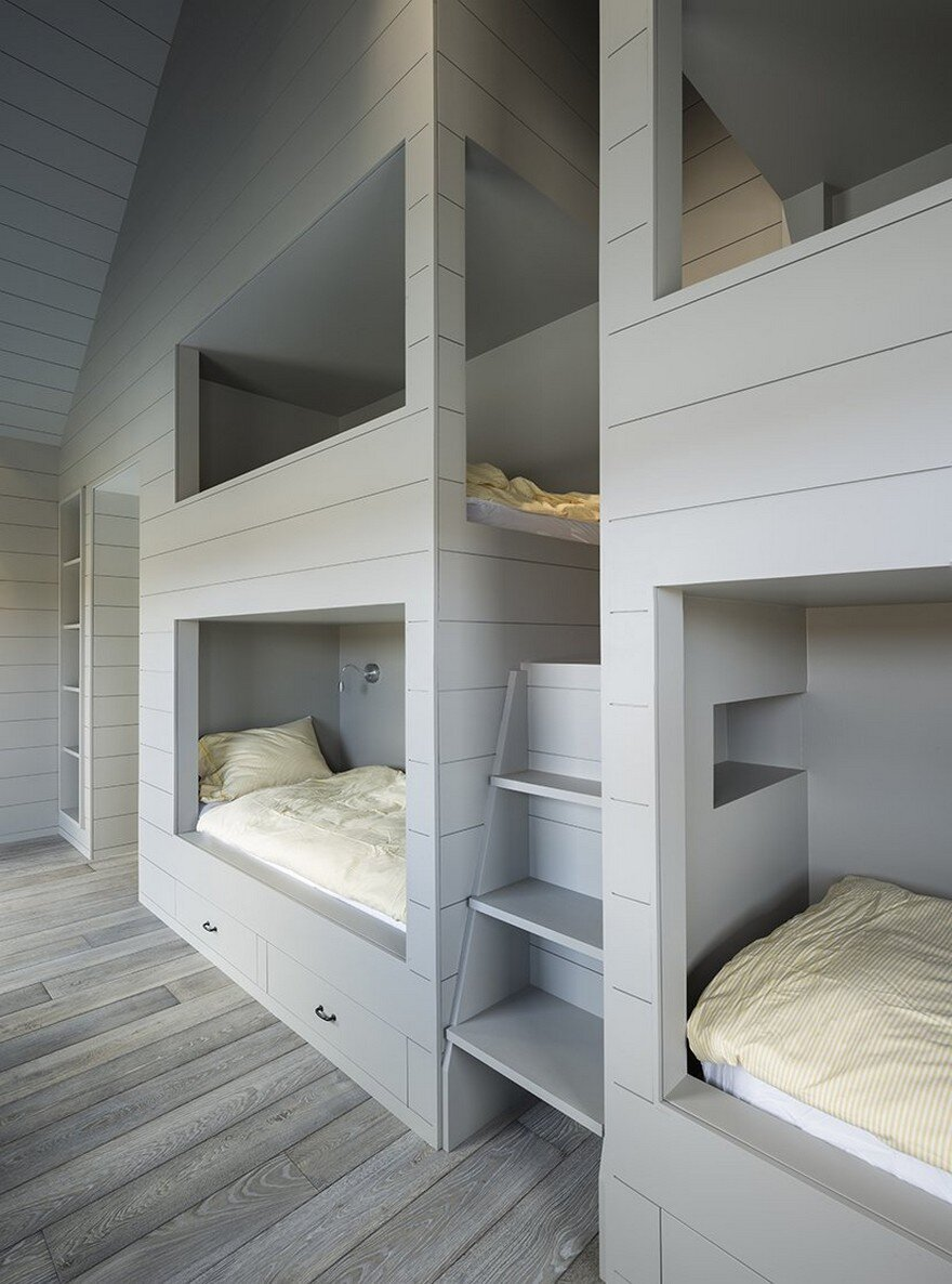 kids bedroom, Lee And Macgillivray Architecture Studio