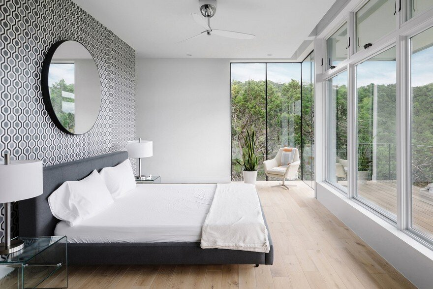 bedroom, North Arrow Studio