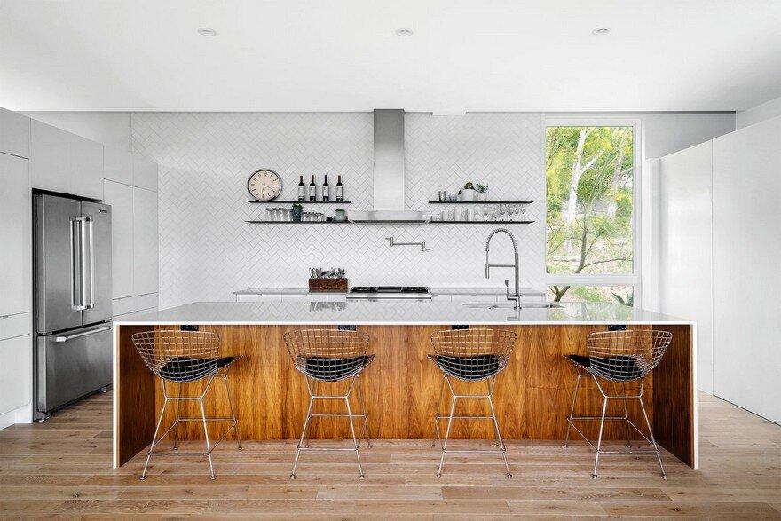 kitchen, North Arrow Studio
