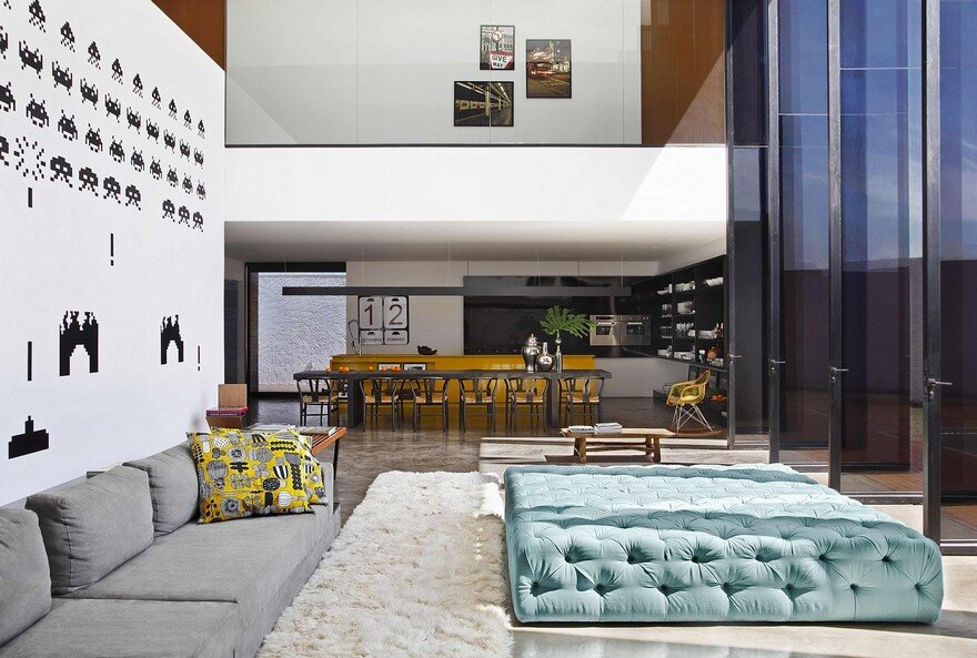 living room, Studio Guilherme Torres