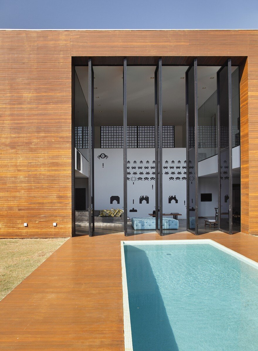 pool, Studio Guilherme Torres