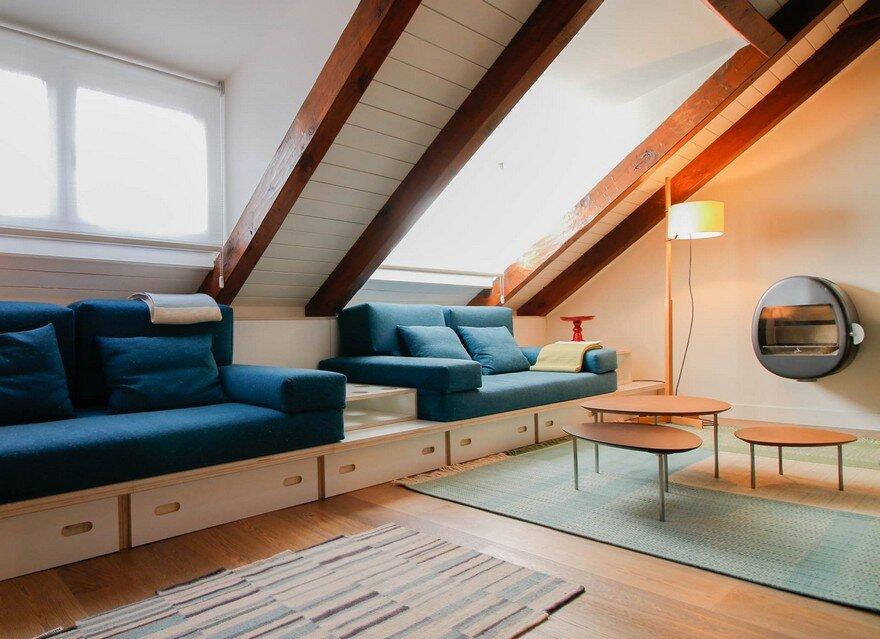 Duplex Penthouse Renovation by Estudio Pedro Feduchi 2