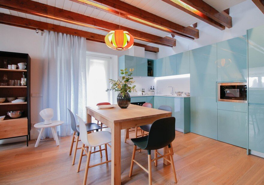 Duplex Penthouse Renovation by Estudio Pedro Feduchi 4
