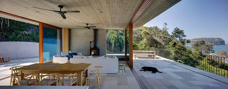 Small Beach House By Polly Harbison Design 2