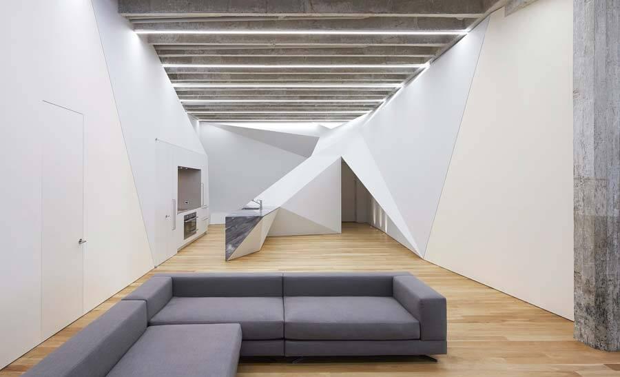 interiors, Ogrydziak & Prillinger Architects - OPA