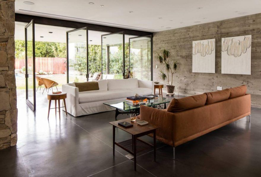 West Hollywood Private Residence by JacobsChang Architecture