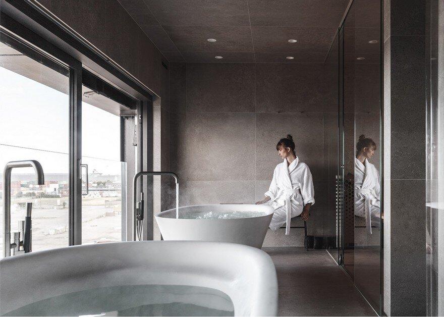 bathroom, Arcgency