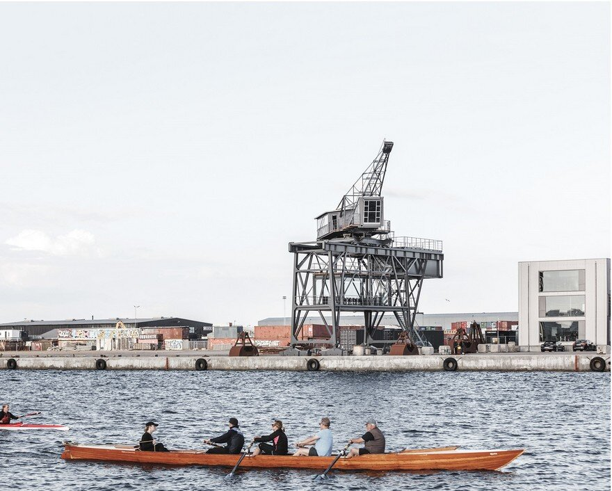 The ktane, industrial landscape