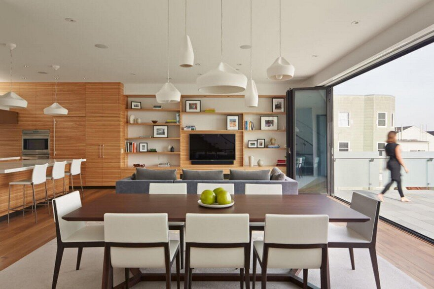 1908 Noe Valley Cottage Transformed into a Cohesive Modern Dwelling 1